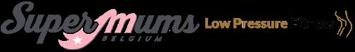 SuperMums Belgium Logo